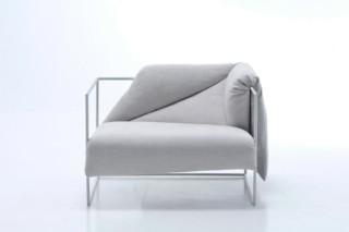 Zabuton Armchair  by  Moroso