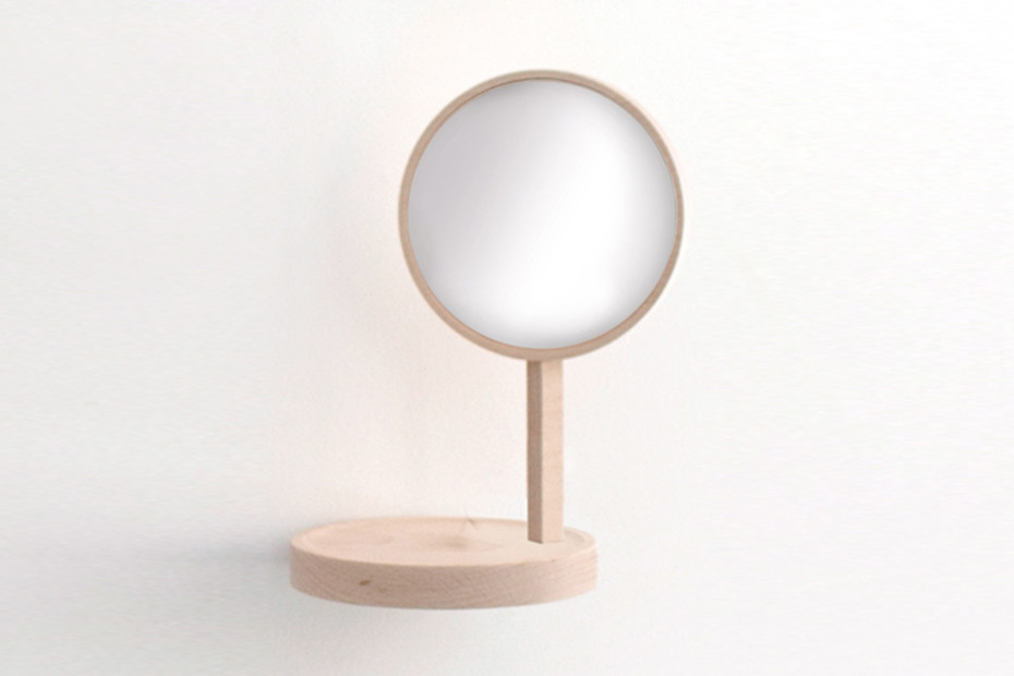 Balcon mirror