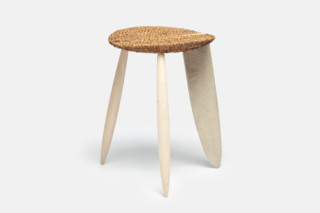 Fines, Perch and Salmon stool  by  Moustache