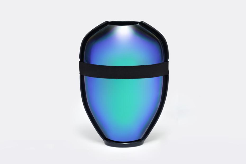 Scarabée vase