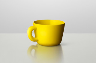 Bulky tea cup  by  Muuto