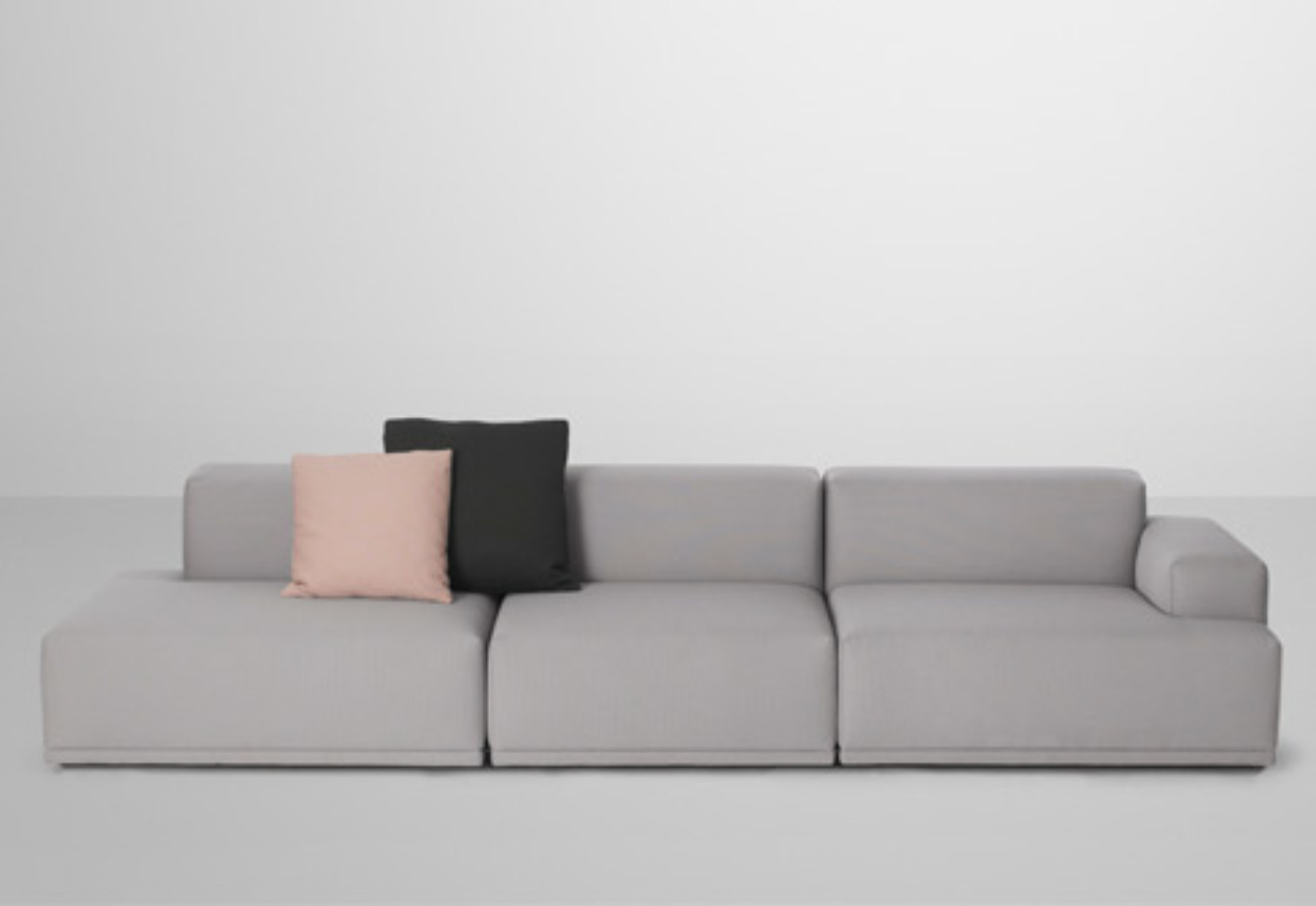 connect sofa von muuto stylepark. Black Bedroom Furniture Sets. Home Design Ideas