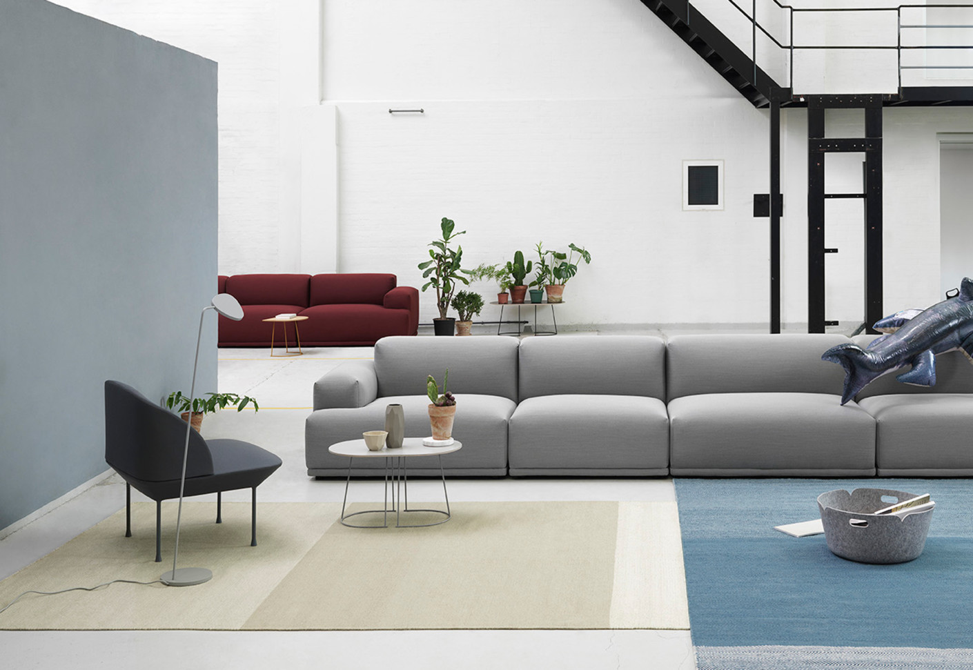 connect sofa by muuto stylepark. Black Bedroom Furniture Sets. Home Design Ideas