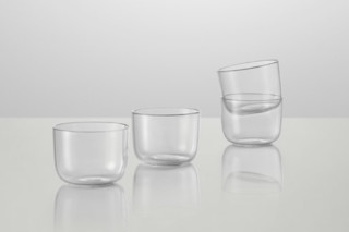 Corky glass  by  Muuto