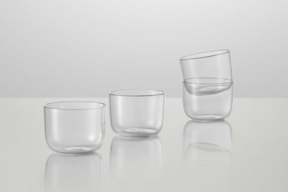 Corky glass