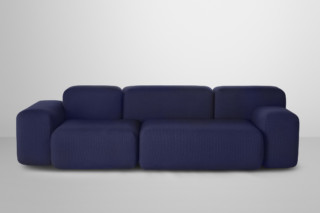 Soft Blocks Sofa  by  Muuto