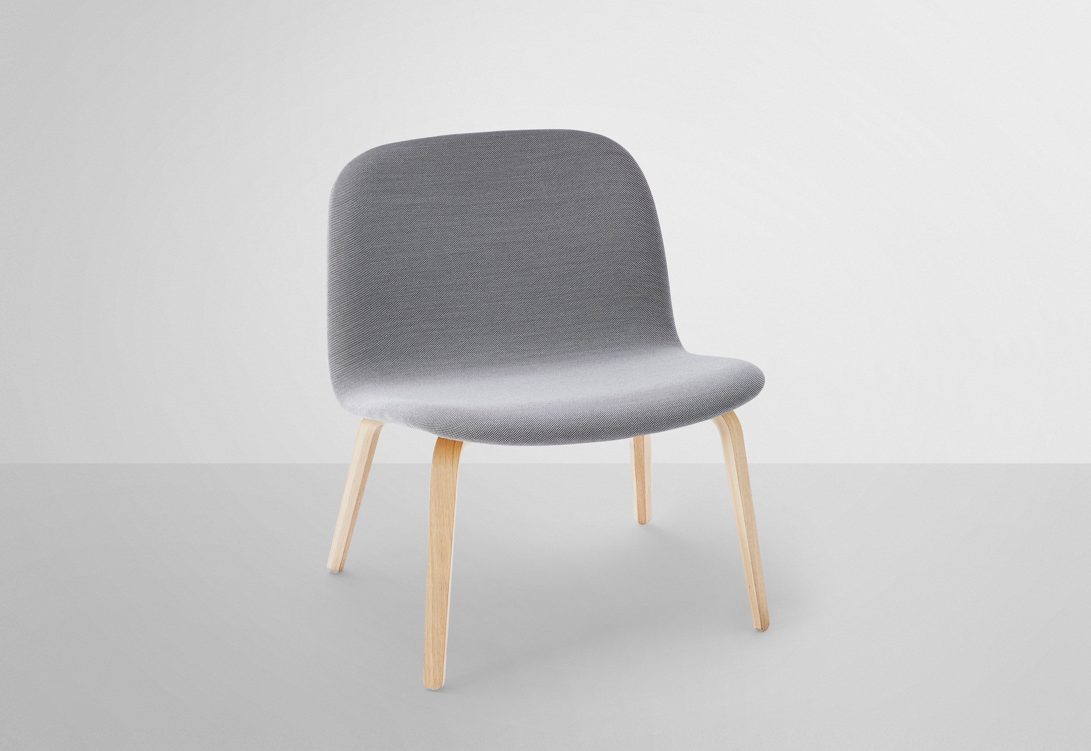 Astounding Visu Lounge Chair Upholstered By Muuto Stylepark Ocoug Best Dining Table And Chair Ideas Images Ocougorg