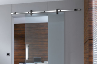 Nano Slyder Sliding Door System  by  MWE