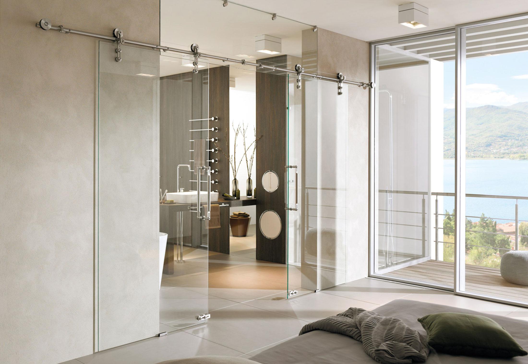 protec schiebet rsystem von mwe stylepark. Black Bedroom Furniture Sets. Home Design Ideas