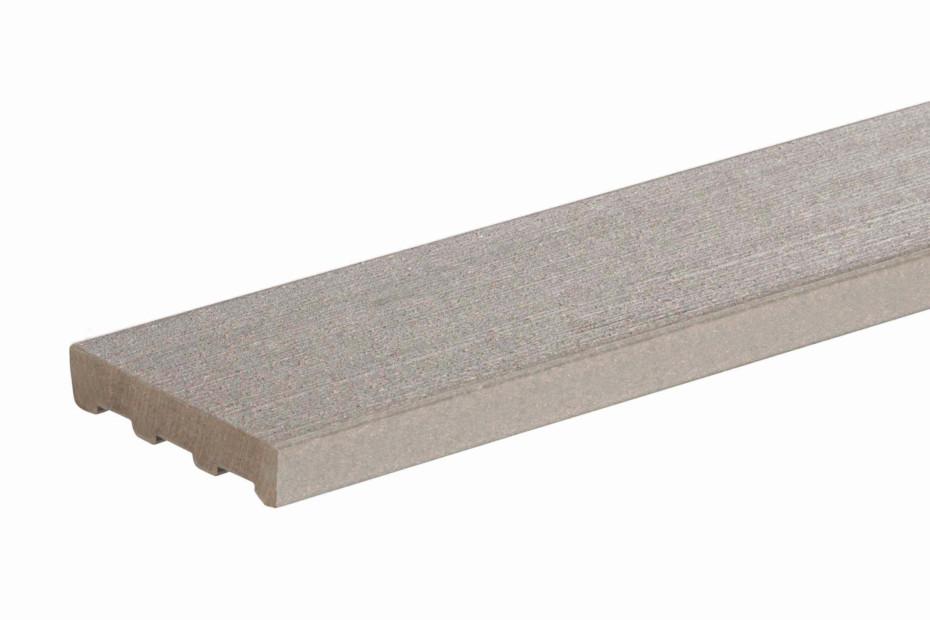 Premium WPC Planks PURE Classic basalt grey, Koelnmesse