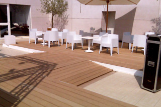 Premium WPC Planks PURE Siena, Audi  by  MYDECK