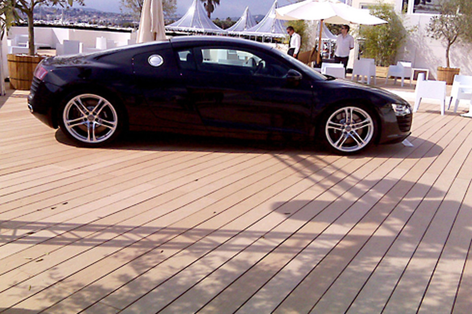 Premium WPC Planks PURE Siena, Audi