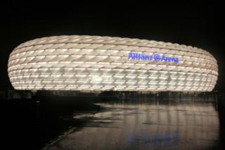 ETFE Film Allianz Arena  von  AGC Chemicals