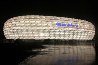 ETFE Film Allianz Arena  von  AGC Chemicals