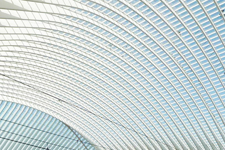 Stratobel Hauptbahnhof Lüttich