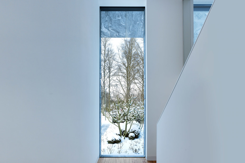 Window and facade system, Domicile in Bavaria