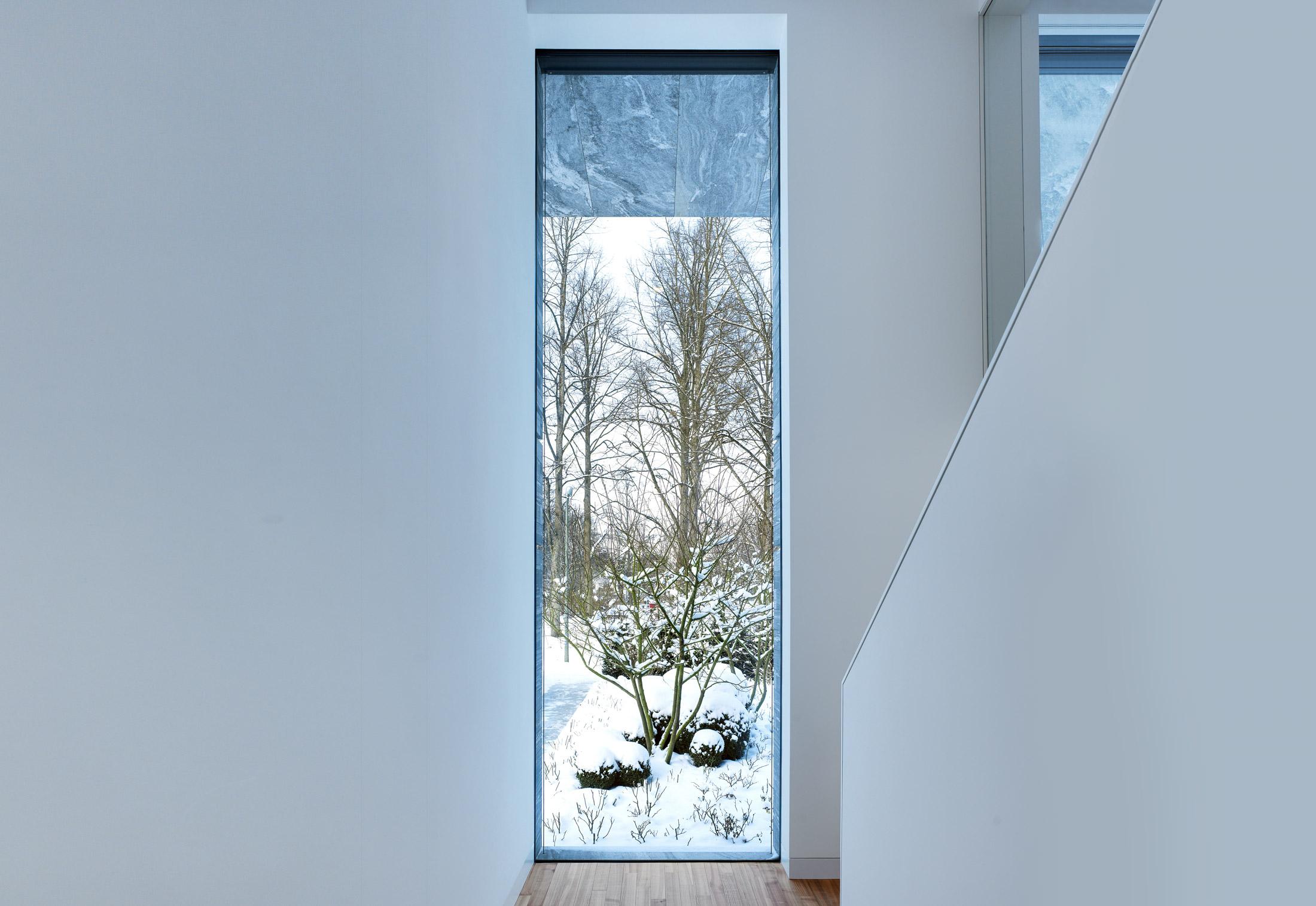 Fenster Ohne Rahmen fenster fassadensystem haus in bayern air stylepark