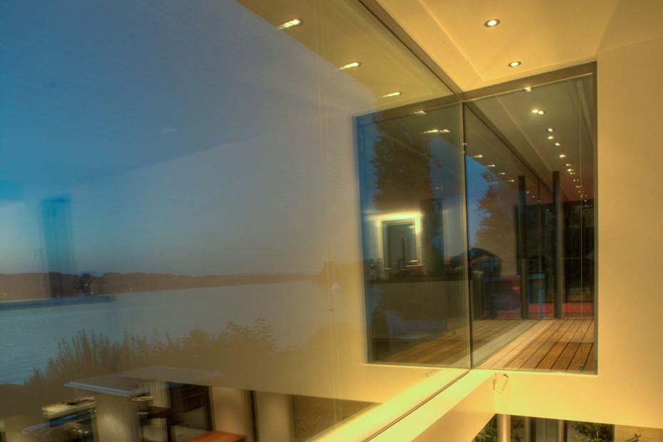 Fenster-Fassadensystem, Haus am Bodensee