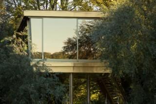 Fenster-Fassadensystem, Baumhotel  von  air-lux