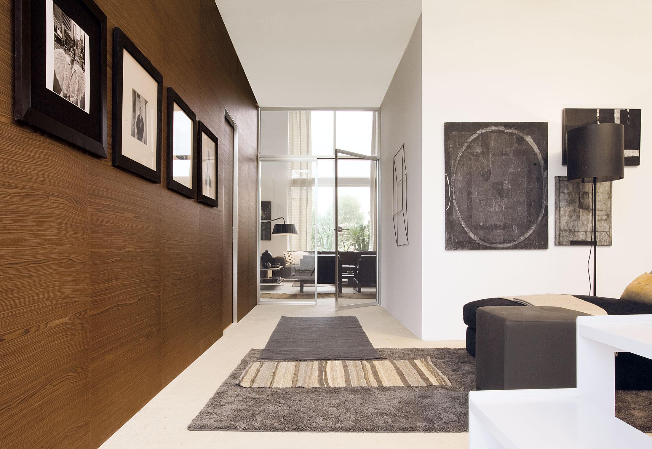 ... Quadra swing door for corridor ... & Quadra swing door for corridor by Albed | STYLEPARK