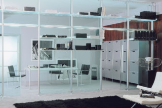 Sail equipped wall-unit  by  Albed