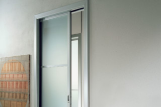 Screen sliding doors  by  Albed