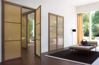 Screen swing doors  by  Albed