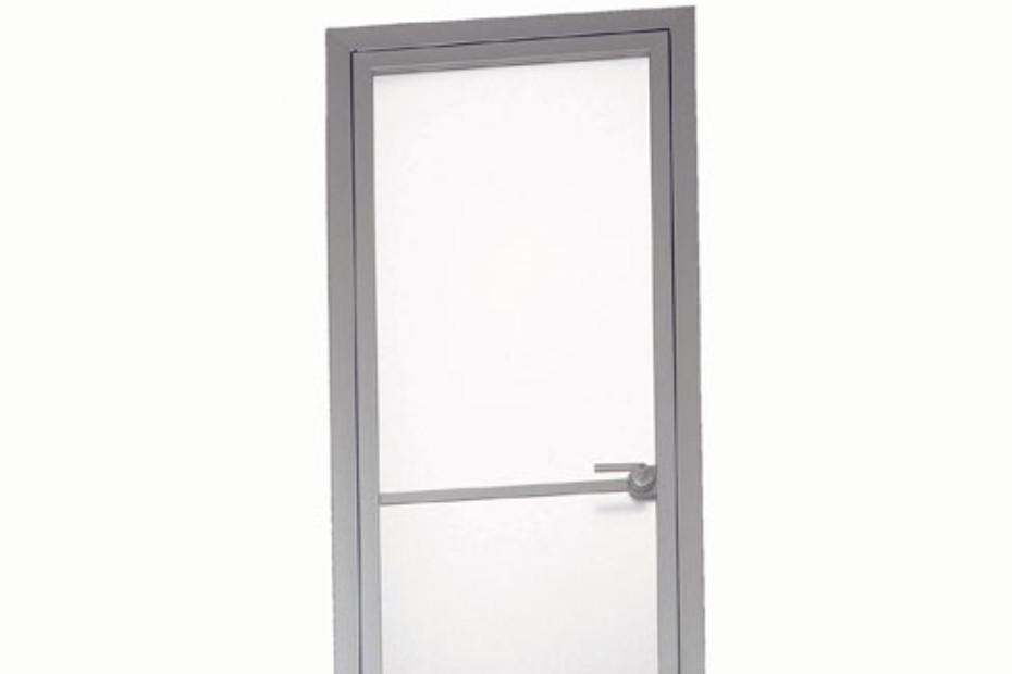Screen swing doors