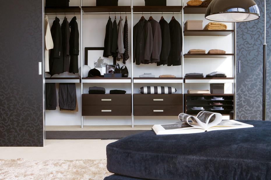 Screen wardrobe