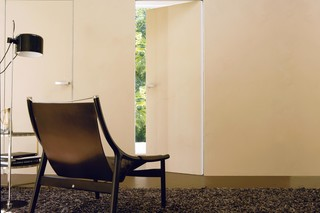 Trait swing door  by  Albed