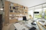 Vista wall composition (office)