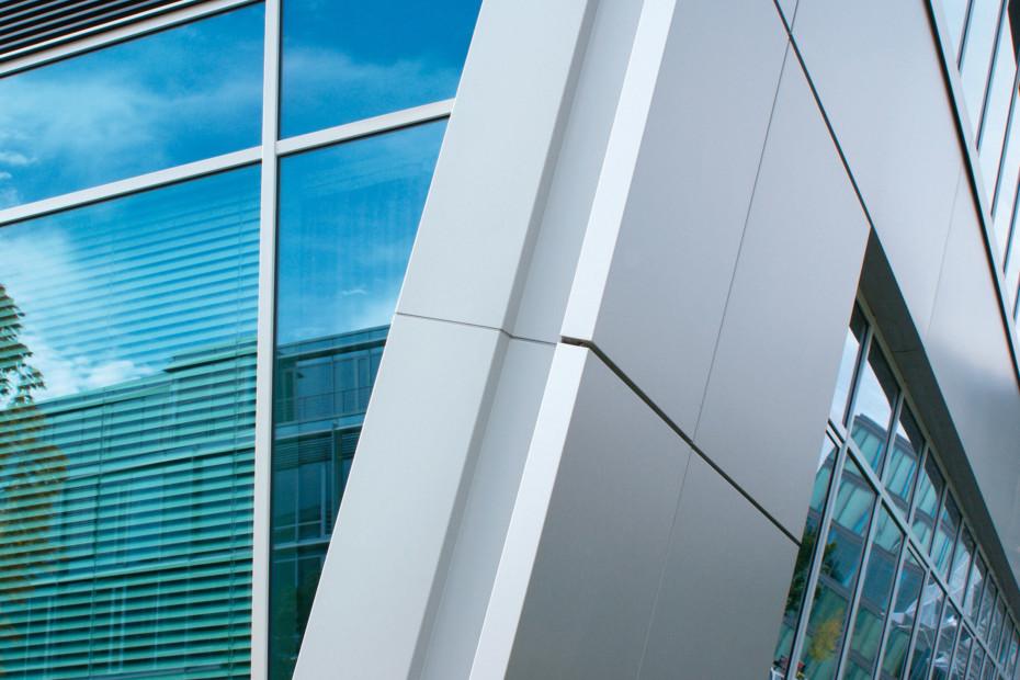 Reynobond Aluminum Composite Panels : Reynobond aluminium natural by alcoa architectural