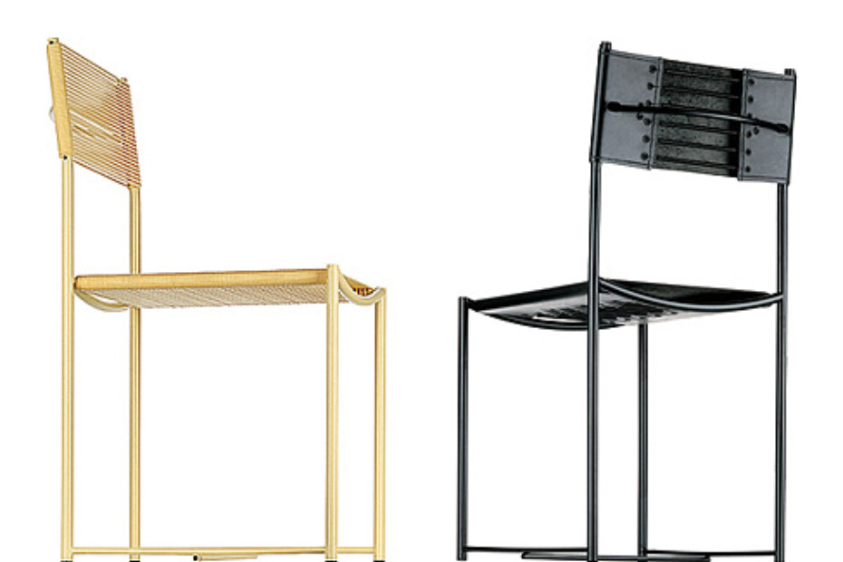 spaghetti chair 101 von alias stylepark. Black Bedroom Furniture Sets. Home Design Ideas