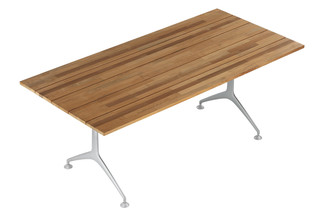 teak table 200F  von  Alias