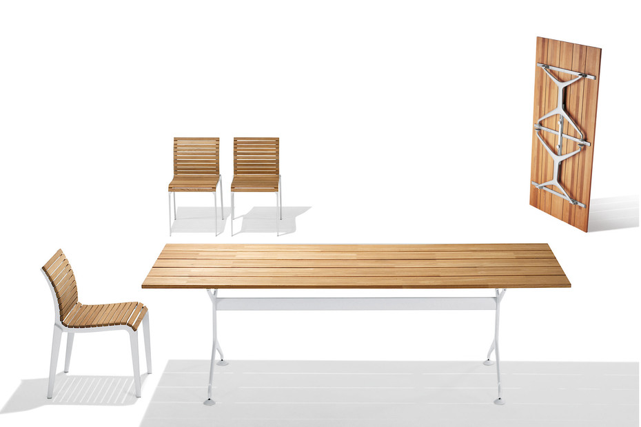 teak table 200F