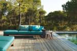 Landscape Alu sofa