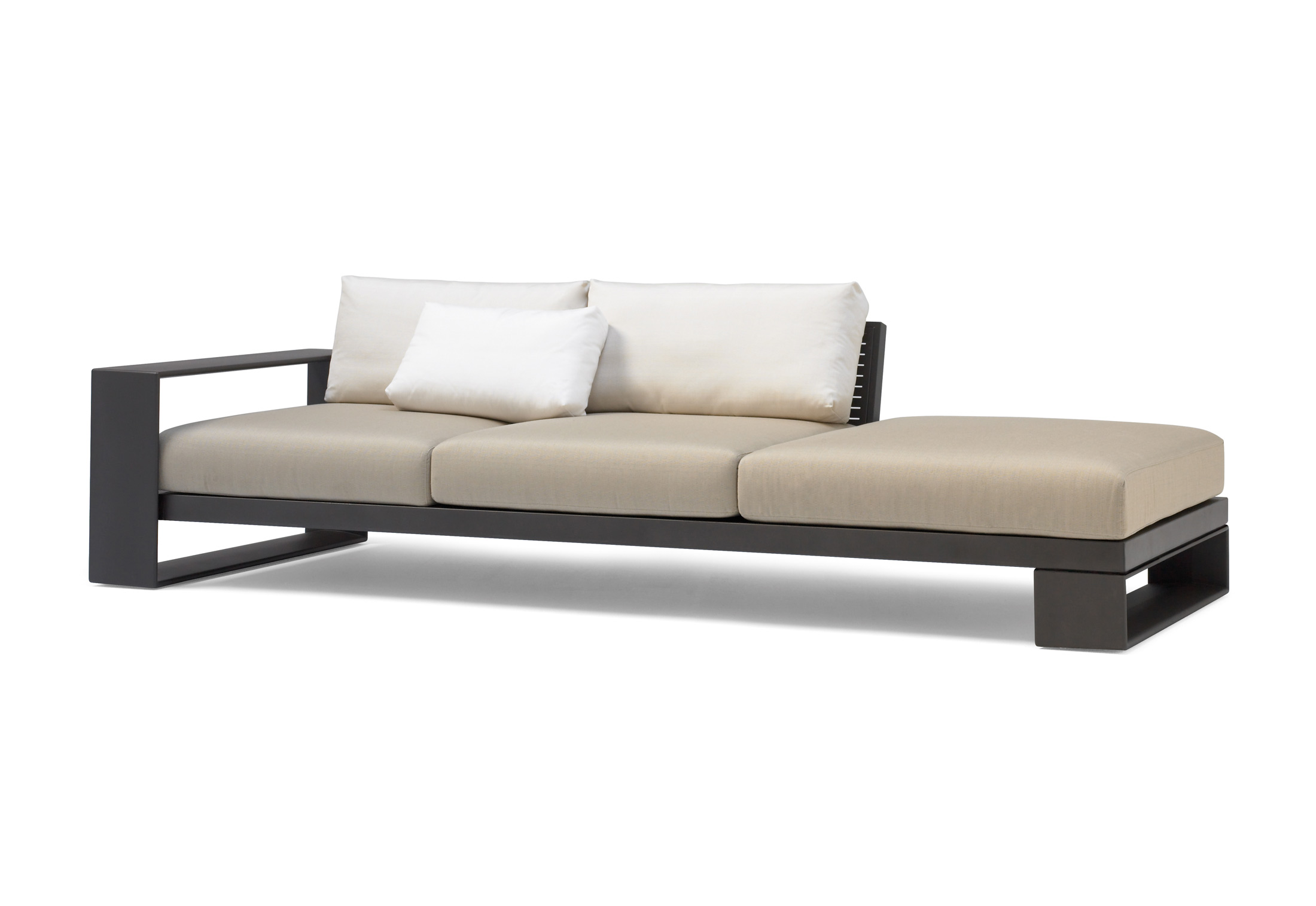 Landscape Alu Sofa By Andreu World Stylepark