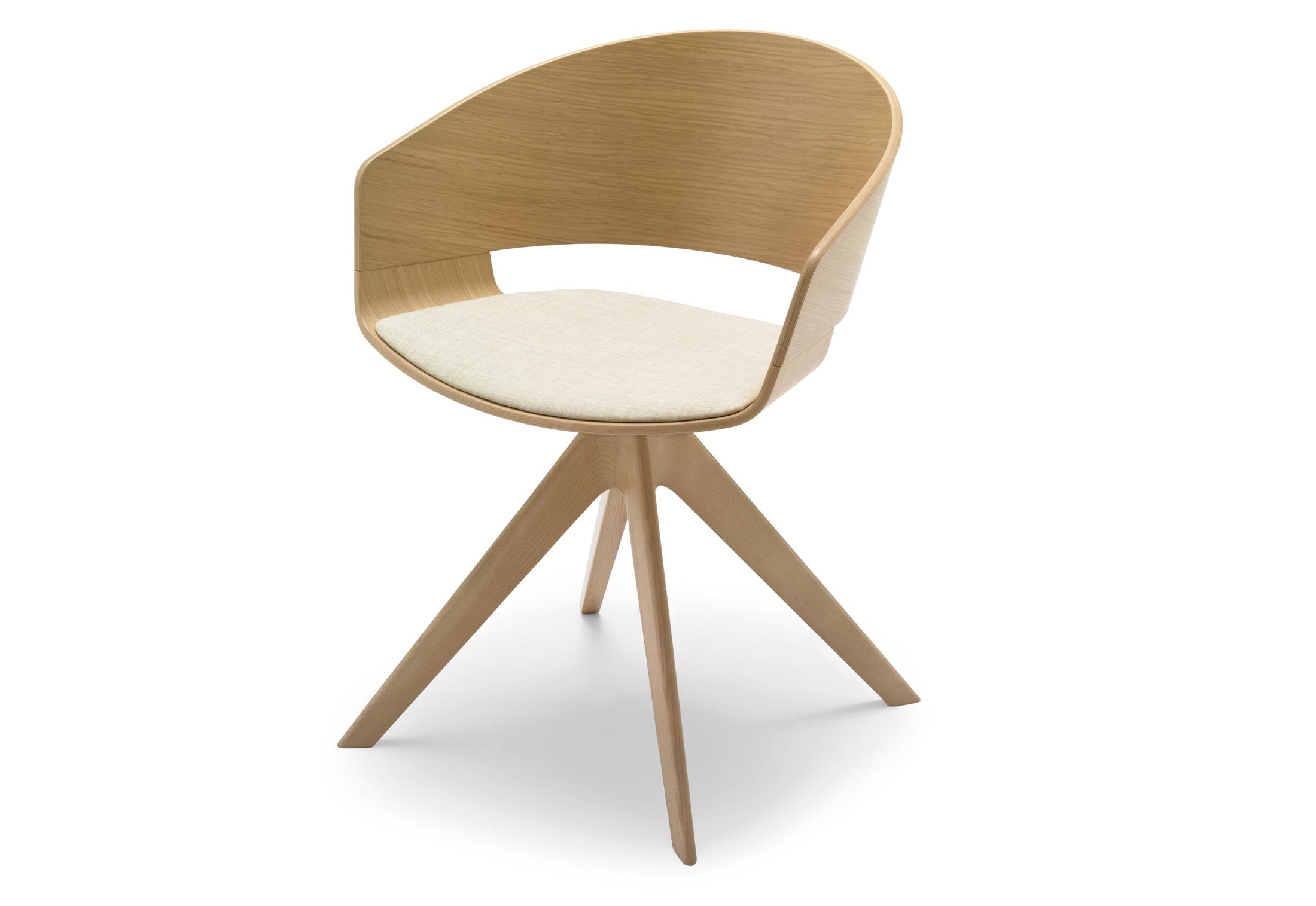 Schreibtischstuhl Holz