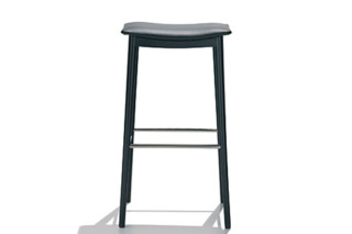 Smile bar stool  by  Andreu World