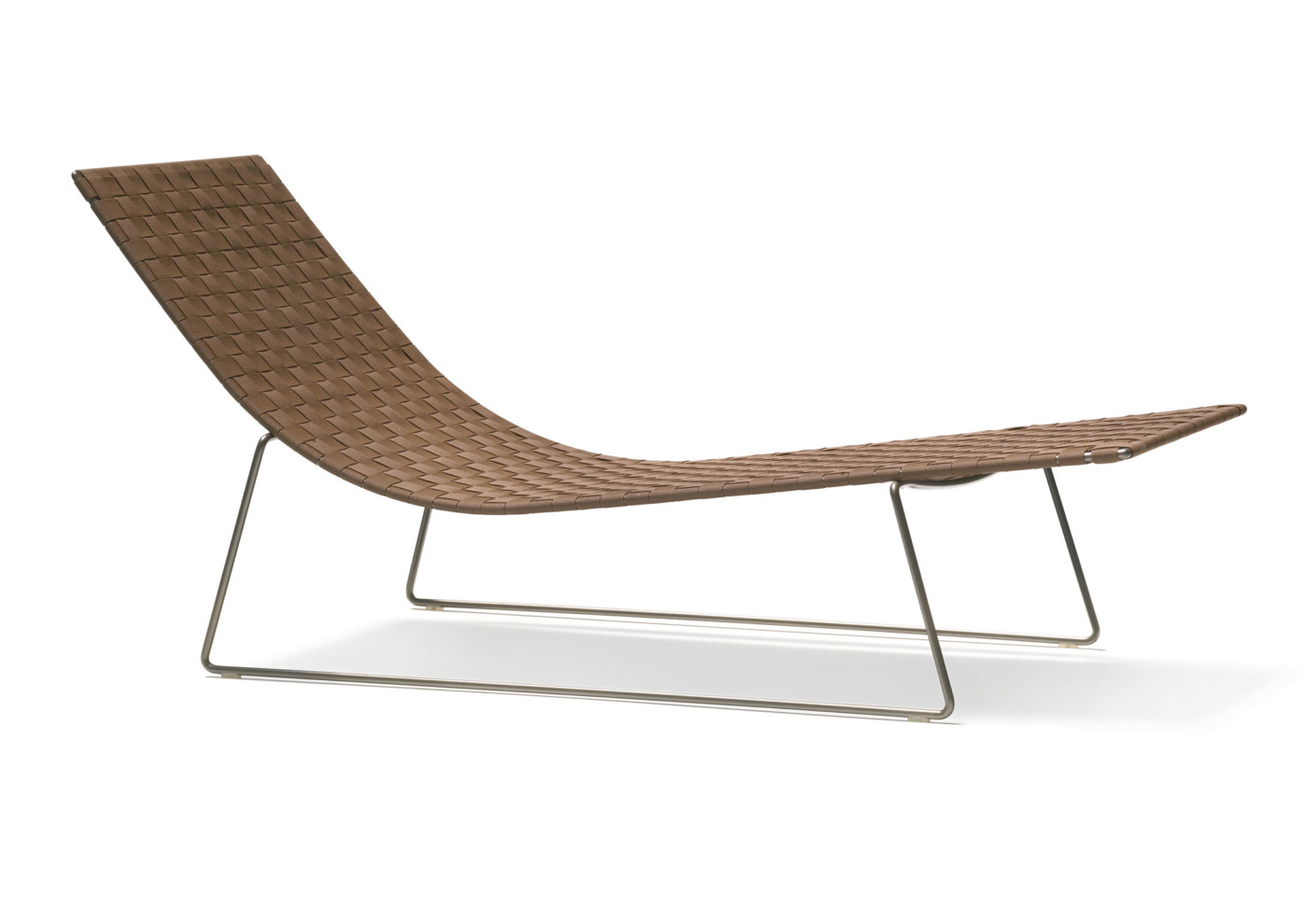 Trenza chaise longue by andreu world stylepark - Chaise greenwich treca interiors paris ...