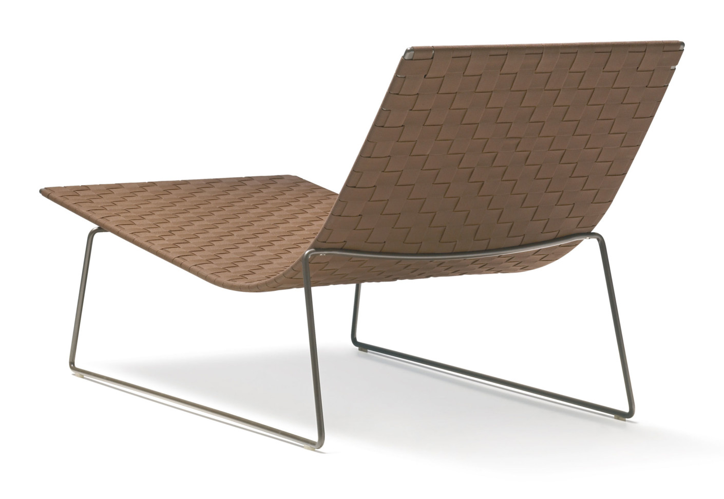Trenza chaise longue by andreu world stylepark for Chaise annee 90