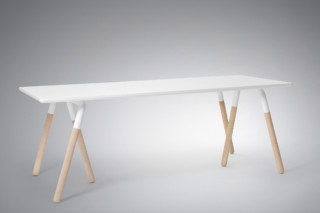 Raft table NA2  by  &Tradition
