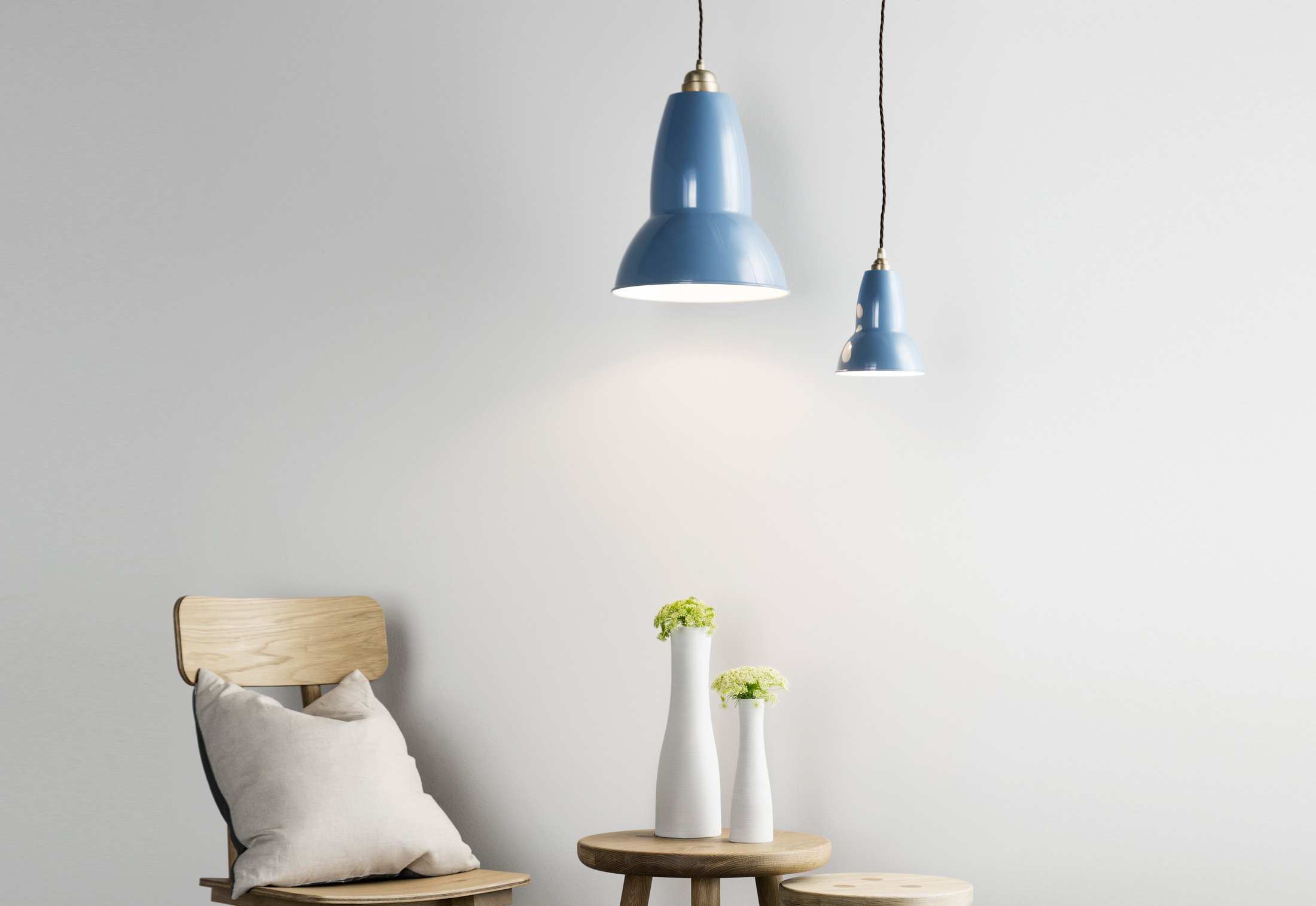 Type 1227 giant pendant light by anglepoise stylepark type 1227 giant pendant light mozeypictures Image collections