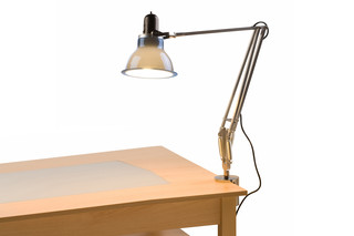 Type 1228 with table clamp  by  Anglepoise