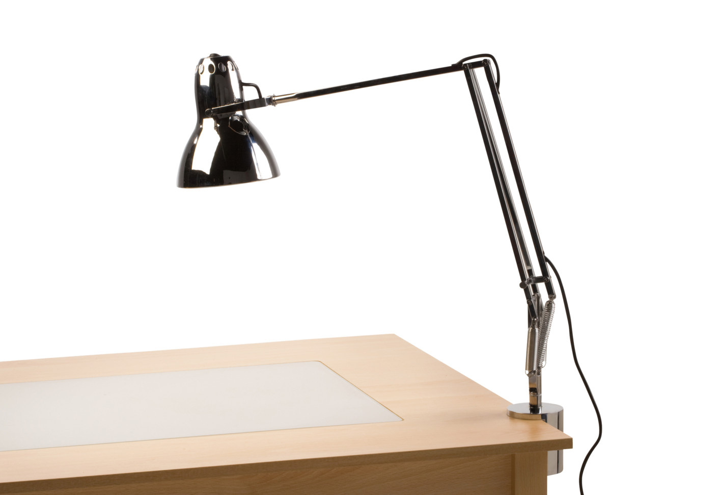 Type 3 Table Light With Table Clamp By Anglepoise Stylepark