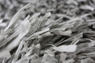 Paper Fringes  by  Annemette Beck