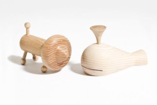 Turned Wooden Toys  von  Another Country