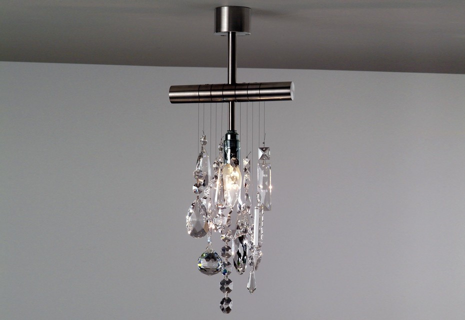 Cellula ceiling lamp