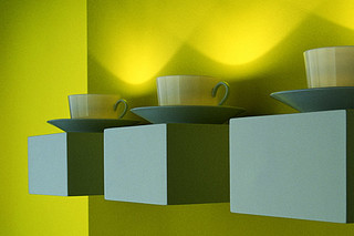 Coffee light wall lamp  by  anthologie QUARTETT