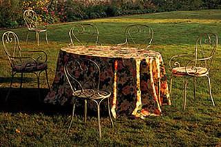 Iron furniture  by  anthologie QUARTETT